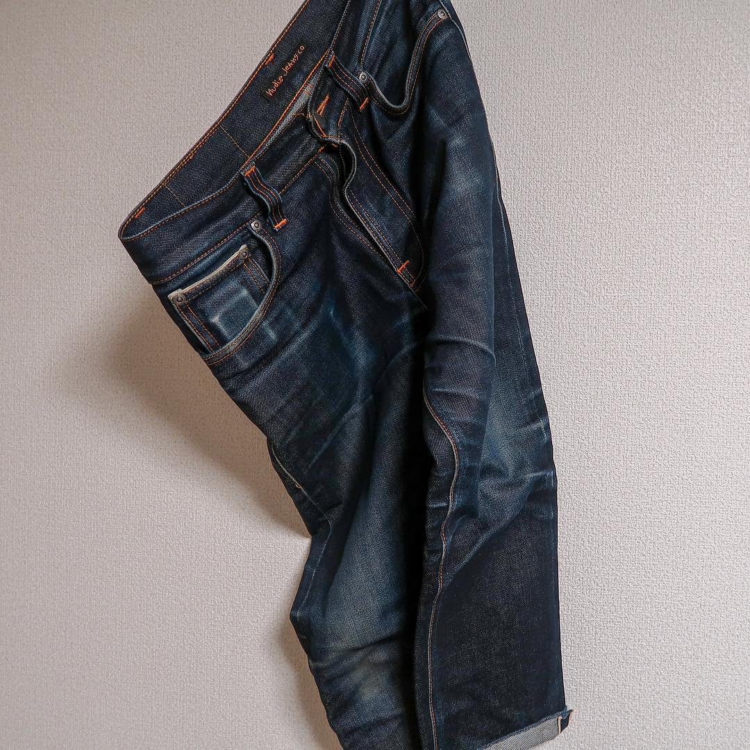 Organic Site Nudie Denim Official Collection 100 Jeans® qUxUgwCp14