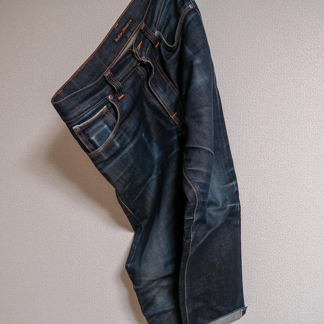 nudie jeans dam